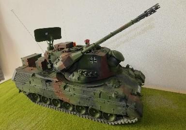 Blinker Leopard 2 Maßstab 1:16
